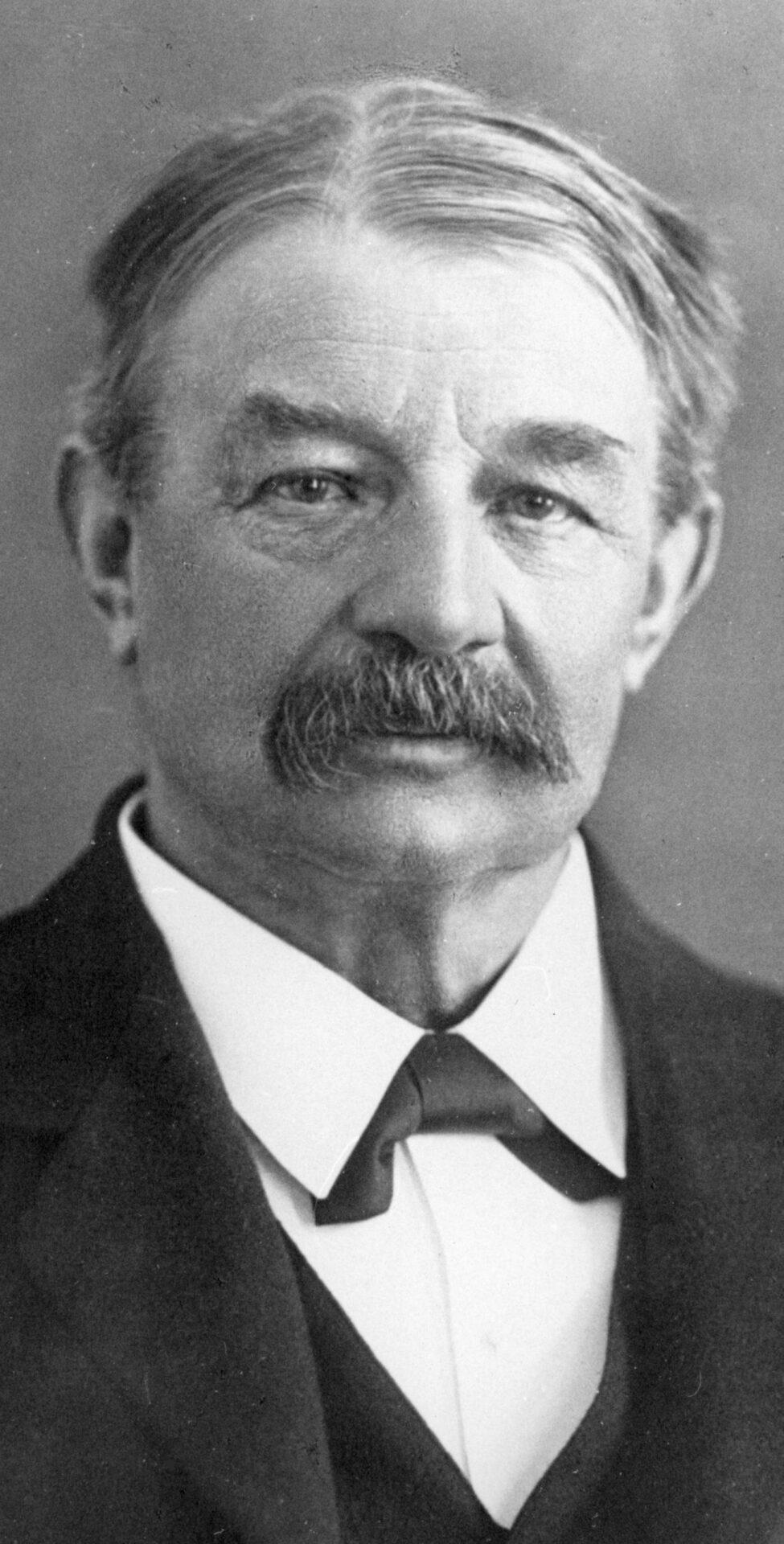 Frans Kempe Norrbyskärs grundare