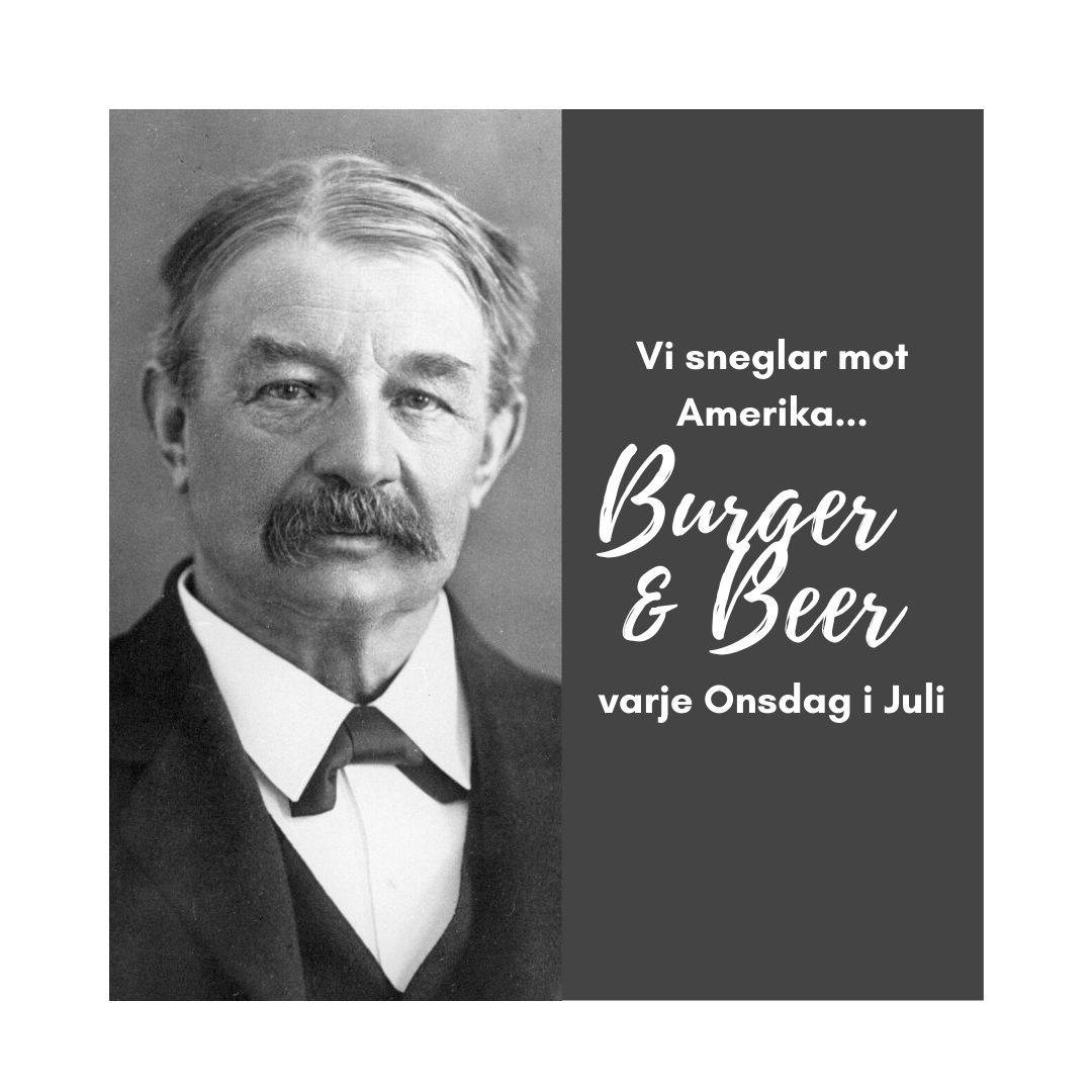 Burger & Beer Norrbyskärs Museum