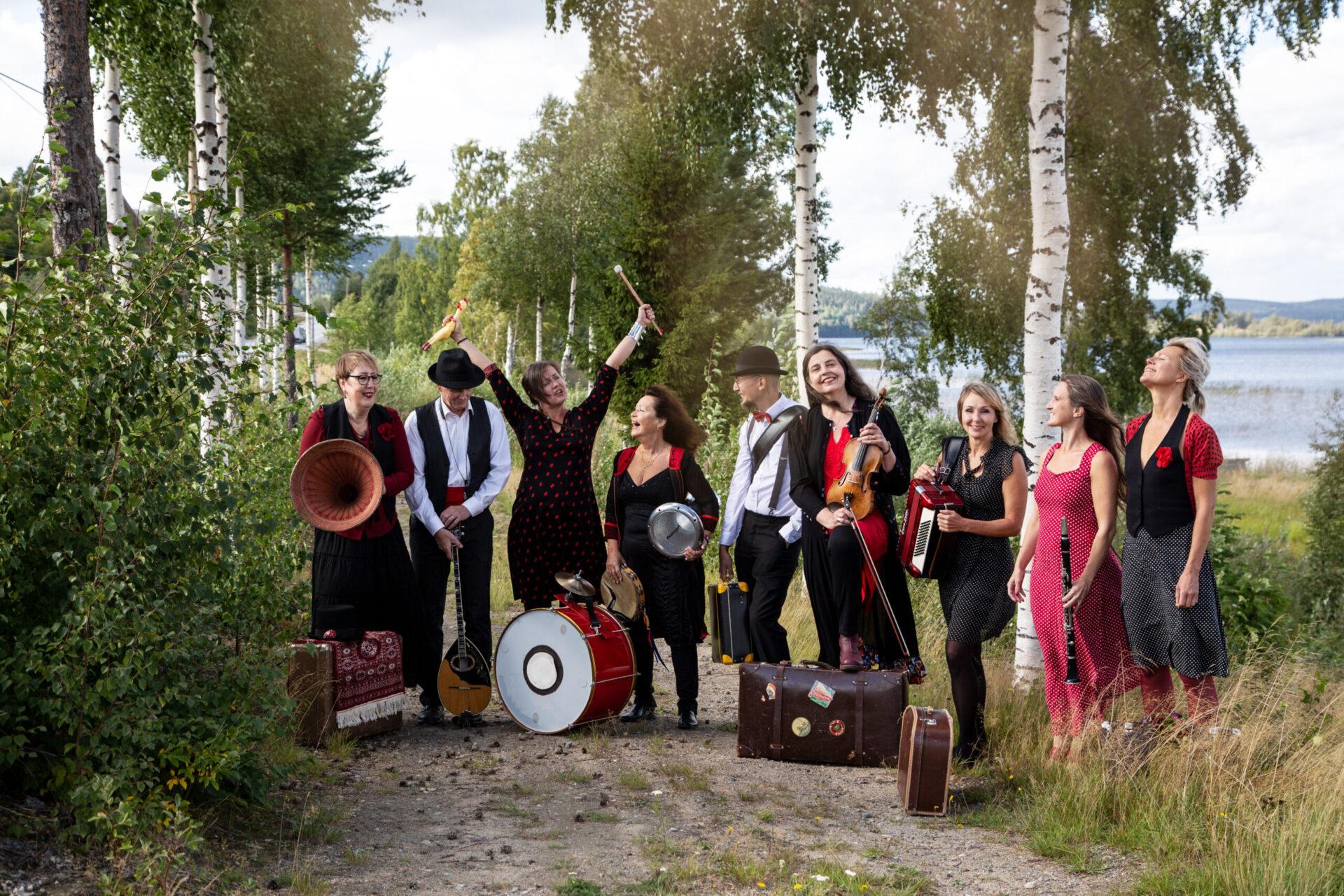 Mullin Mallin Band